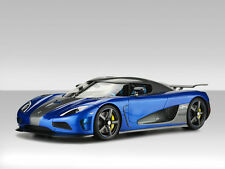 1/18 FrontiArt Koenigsegg Agera HH Sealed Resin Model in Blue