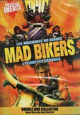 Mad Bikers Double Bill - The Losers & Run, Angel, Run! DVD Crocofilms 1970 1969