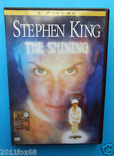 stephen king the shining rebecca de mornay steven weber elliott gould rare 2 dvd