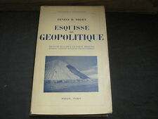 Ernest H. SHORT: Esquisse de géopolitique