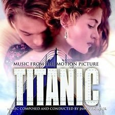 Various Artists-Music From the Motion Picture Titanic CD