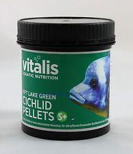 Cichlid Pellets 300g S+ Vitalis für pflanzenfressende Barsche Afrikas 51,63€/kg