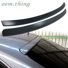 AUDI A4 B8 SALOON REAR ROOF & BOOT TRUNK SPOILER ABS 12