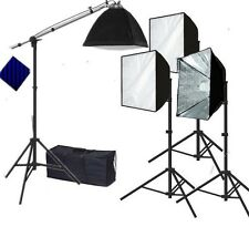 Photography quick set up softbox Continuous Light 2000 watt Video portrait Light
