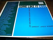 Some Like It Cool-LP-United Artists-MX 21-Vinyl Record-VG+