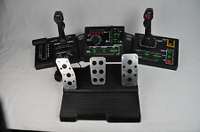 STEEL BATTALION XBox Video Game Console, Controller and Pedal