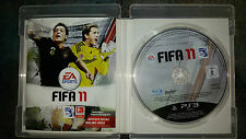FIFA 11 - EA Sports - PS3 - Blu-ray Disc - 2010 - Playstation 3 Spiel