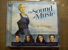 The Sound of Music [2013 NBC Television Cast] (CD, Dec-2013, Masterworks)