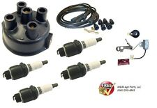 IGNITION TUNE UP KIT FERGUSON TO20 TO30 TO35 F40 MH50 TRACTOR 4 CYLINDER CONT.