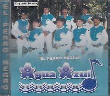 Conjunto Agua Azul El Perro Negro CD Nuevo Sealed