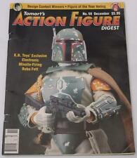 Tomarts Action Figure Digest  59 December 1998 Star Wars Boba Fett