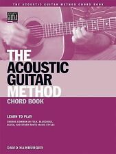 The Acoustic Guitar Method Chord Book Book String Letter Publishing Acoustic