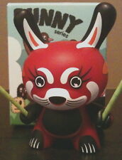 "DUNNY 3"" ENDANGERED SERIES SHANE JESSUP FOX 1/20 KIDROBOT TOY VINYL COLLECTIBLE"