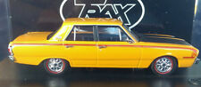 "Trax 1/43 TR64D Chrysler Valiant VG 1970 Pacer Sedan ""Hot Mustard"""