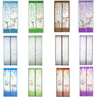 Magic Mesh Hand-Free Net Screen Anti-Insect Fly Bug Mosquito Door Window Curtain