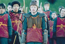 RUPERT GRINT HAND SIGNED 12X8 PHOTO HARRY POTTER 3.