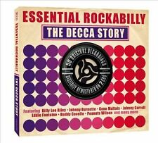 Essential Rockabilly: The Decca Story by Various Artists (CD, Jan-2013, 2...