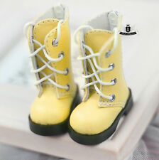 1/6 BJD Shoes Yosd Boots Dollfie DREAM DOD SOOM MID Luts Dollmore Yellow Shoes