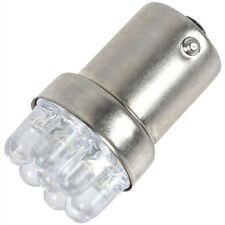 BA15S 12V 0.3W White Light 9 LED Car Turn / Signal / Tail / Brake Bulb