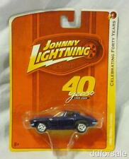 1966 Chevy Corvette 1:64 Scale Die-cast the Johnny Lightning 40 Years Series