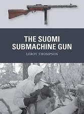 Suomi Submachine Gun por el Leroy Thompson (de Bolsillo, 2017)