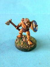 *Warhammer/RPG/Rol AD&D, Pathfinder - Barbarian Warrior/Marauder - Metal RL31