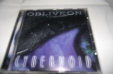 """OBLIVEON """"CYBERVOID"""" HYPNOTIC REC. HYP1061 1998 YEAR"""