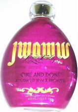 Australian Gold Jwoww One And Done Black Bronzer Tanning Bed Lotion - 1 & Done