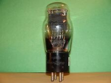 Engraved Super Silvertone #45 Vacuum Tube Very Strong 2190 µmhos