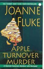 Apple Turnover Murder By Fluke, Joanne   trade paper