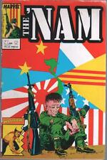 THE 'NAM N. 7 PLAY PRESS MARVEL MICHAEL GOLDEN WOLVERINE