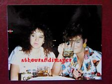 Vtg 80's Fashions&Hair Styles Photo of Young Drunk College Girls With Beer 766