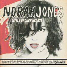 Norah Jones - Little Broken Hearts [New Vinyl]