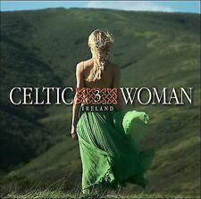 Celtic Woman, Vol. 3 by Various Artists (CD, Feb-2011, Hearts of Space)