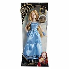 Disney Alice Through The looking glass classique Alice in Wonderland poupée * neuf *