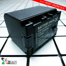 BN-VG121 BNVG121 Battery for JVC Everio GZ-HD520 HD520AC HD520BE HD520BEU HD520U