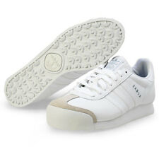 ADIDAS SAMOA LEATHER LOW SNEAKERS MEN SHOES WHITE 133759 SIZE 10.5 NEW