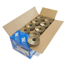 Tacwise 0996 2.1 x 40mm Galvanised Ring Flat Coil Nails (14,400 Per Box)