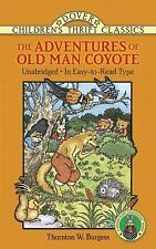 The Adventures of Old Man Coyote Dover Children's Thrift Classics