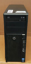 Hp Z220 W7 Core I3 3220 3,30 ghz, 8 GB, 250 Gb, Dvd Rw Workstation Pc
