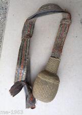 original Portepee alt Baden II für Offizier zum Säbel   stark  getragen gerissen