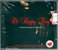 Oh Happy Day (Original Gospel & Spiritual) 1996 CD NEW The Edwin Hawkins Singers