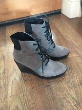 Zara bottines grises taille: 4 Eu:37