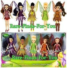 Disney Parks Store Tinker Bell and Legend of the NeverBeast Fairies Doll Set NEW