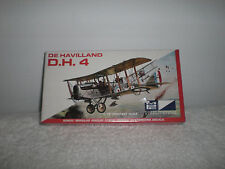 Vintage MPC De Havilland D.H. 4 Model Airplane Kit # 5003 - NOS - No Decals -