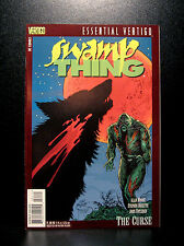 COMICS: DC: Essential Vertigo: Swamp Thing #21 (1990s) - RARE (batman/moore)