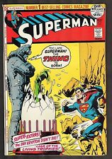 Superman #251 ~~ The Thing is Born ~ 52 pages 1972 (7.0) WH