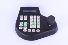 LCD Display CCTV Joystick Keyboard Controller for PTZ Speed Dome Camera Control