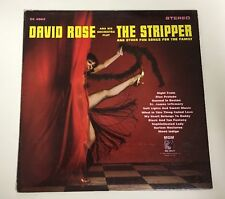 The Stripper And Other Fun Songs For The Family David Rose Se 4062 Lp Record Ex
