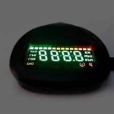 Head UP HUD GPS Time Display Brightness Remote Control Speed Indication F7